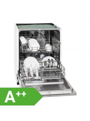 Exquisit EGSP 1012 E Einbau - Geschirrspüler / EEK: A++ / 60 cm / Spülmaschine vollintegriert