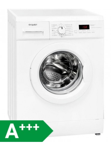 Exquisit WA7014-3.1 Waschmaschine / EEK: A+++ / 1400 UpM / 7 kg