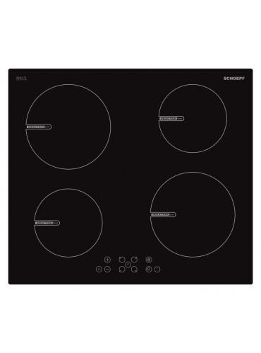 SCHOEPF 90.CTFIV Induktionskochfeld / Glaskeramik Kochfeld / Autark / Induktion