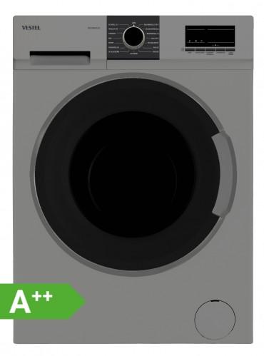 Vestel WVF9441CS2 Waschmaschine / EEK: A++ / 7 kg / 1330 UpM / Silber