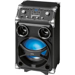 AEG EC 4829 Mobiles Entertainment Center mit Karaoke-Funktion