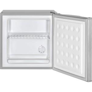 Bomann GB 341.1 Mini-Gefrierschrank - Gefrierbox / EEK: E / 31 Liter / Edelstahloptik