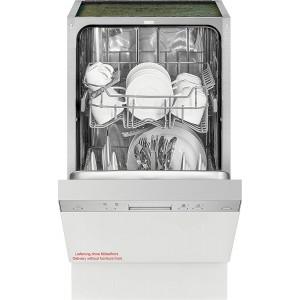 Bomann GSPE 889 Einbau-Geschirrspüler / EEK: A++ / 9 MGD / 45cm