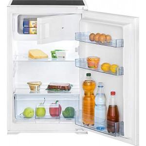 Bomann KSE 7805 Einbau-Kühlschrank mit Gefrierfach / EEK: F / 118 Liter