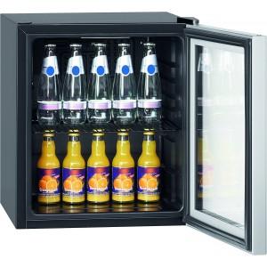 Bomann Glastür-Kühlschrank KSG 237 / EEK: A+ / 51 cm Höhe / 48 Liter