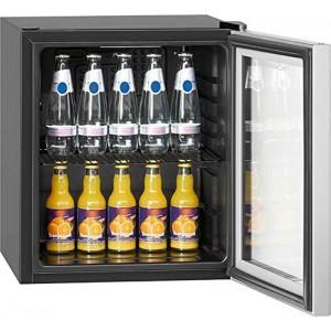 Bomann Glastür-Kühlschrank KSG 7282 / EEK: A++ / 52 cm Höhe / 48 Liter