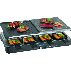 Bomann RG 2279 CB 2 in 1 Raclette-Grill