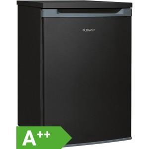 Bomann Vollraum-Kühlschrank VS 354 Schwarz-matt / EEK: A++ / 130 Liter