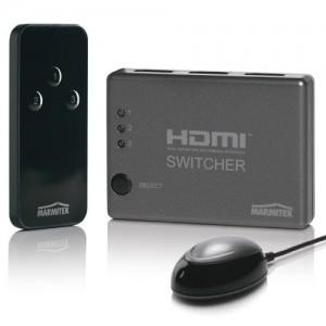 Marmitek Connect 310 - HDMI Umschalter mit 3D Unterstützung