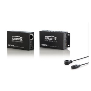 Marmitek MegaView 121 - HDMI Verlängerung über nur ein CAT5 Kabel (08222)