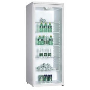 PKM Glastür-Kühlschrank GKS 255 / 248 Liter / Für den gewerbl. Gebrauch geeignet