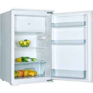 PKM KS120.4A+EB Einbau - Kühlschrank mit Gefrierfach / EEK: F / 120 Liter