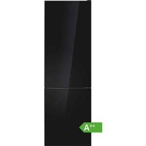 Bomann KG 7305 Kühl-Gefrier-Kombination / EEK: A++ / 244 Liter / Schwarz