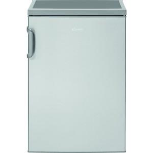 Bomann KS 2194.1 Kühlschrank mit Gefrierfach / EEK: D / 120 L / Edelstahloptik
