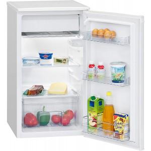 Bomann KS 7230.1 Kühlschrank mit Eisfach / EEK: F / 91 Liter / Weiß