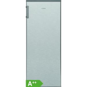 Bomann VS 3171 inox-look Vollraum-Kühlschrank / EEK: A++ / 245 Liter