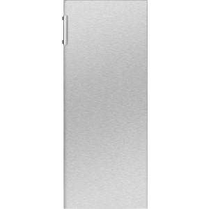 Bomann VS 7316.1 IX Kühlschrank / EEK: E / 242 Liter / Vollraum / Edelstahlfront
