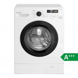 Bomann WA 7180 Waschmaschine / EEK: A+++ / 8 kg / 1400 UpM / Weiss