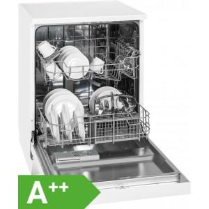 Exquisit GSP 9112.1 Geschirrspüler / EEK:A++ / 60 cm / Spülmaschine Weiß