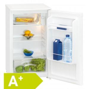 Exquisit KS 90-4 A+ Top Kühlschrank mit Eisfach / EEK: A+ / 72 Liter / Weiss