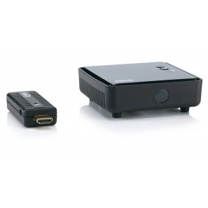 Marmitek GigaView 811 - Wireless Full HD + 3D AV-Sender HDMI