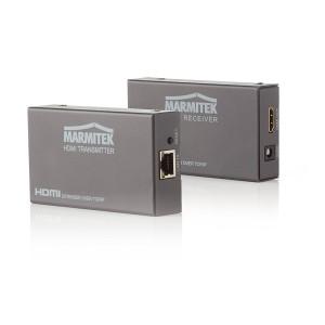 Marmitek MegaView 90 - HDMI Verlängerung über nur ein CAT5 Kabel (08314)