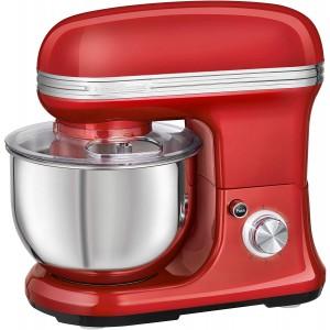 Profi Cook PC-KM 1197 rot Küchenmaschine