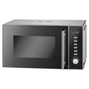 ProfiCook PC-MWG 1117 Mikrowelle mit Grill / 20 Liter / 800/1000 Watt