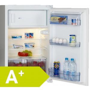 SCHOEPF KSE 4100 A+ Einbaukühlschrank mit Gefrierfach / EEK: A+ / 123 Liter