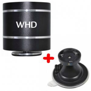 WHD Soundwaver Bluetooth Lautsprecher + Saugfuß