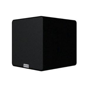 WHD Qube HiFi-Lautsprecher mit eingebautem WLAN-Audioempfänger und Verstärker